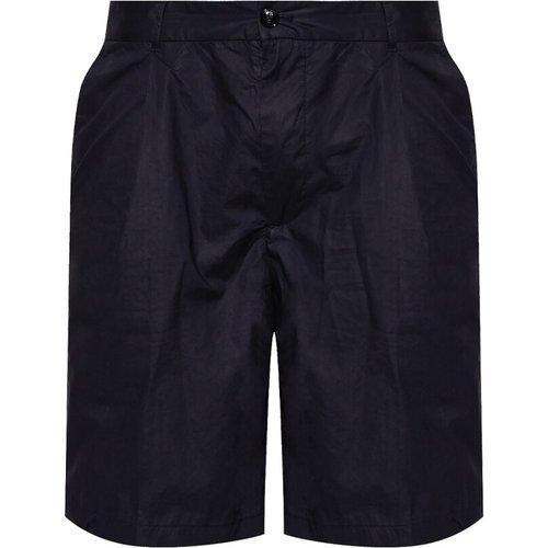 Short en coton , , Taille: 52 IT - Emporio Armani - Modalova