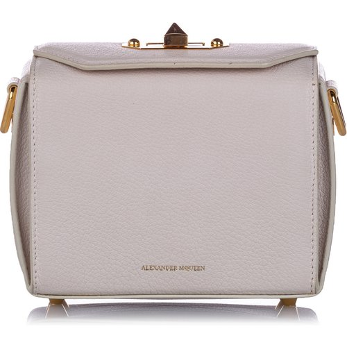 Box 16 Leather Crossbody Bag - Alexander McQueen Vintage - Modalova