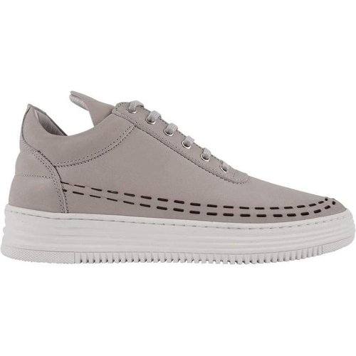 Low Top Perforated Down - Filling Pieces - Modalova