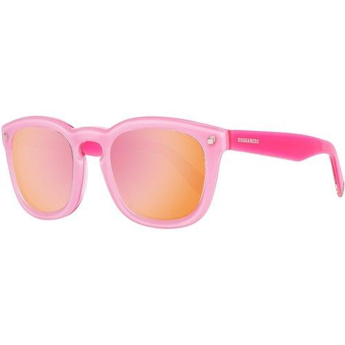 Sunglasses Dq0198 74Z 49 , unisex, Taille: Onesize - Dsquared2 - Modalova