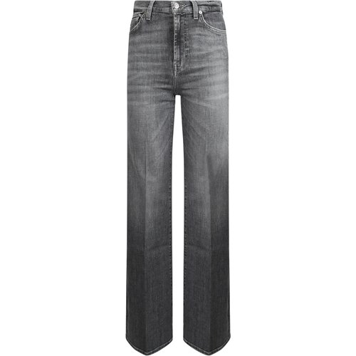 Wide leg fit jeans , , Taille: W27 - 7 For All Mankind - Modalova