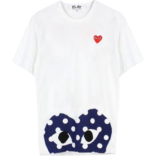 T-Shirt , , Taille: XL - Comme des Garçons Play - Modalova