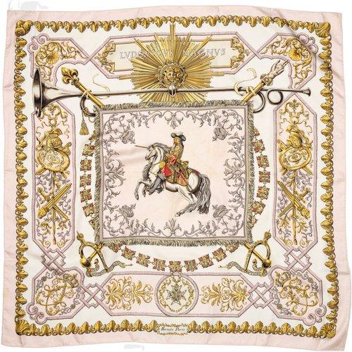 Scarf Hermès Vintage - Hermès Vintage - Modalova