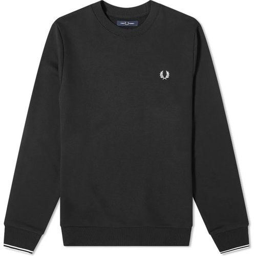 Sweat Crew Authentic , , Taille: 2XL - Fred Perry - Modalova