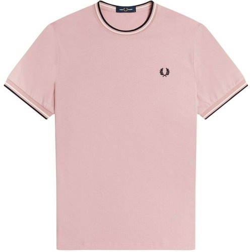 T-Shirt M1588 , , Taille: S - Fred Perry - Modalova