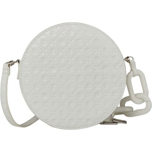 Vibrant Off White Round Bag - Essentiel Antwerp - Modalova