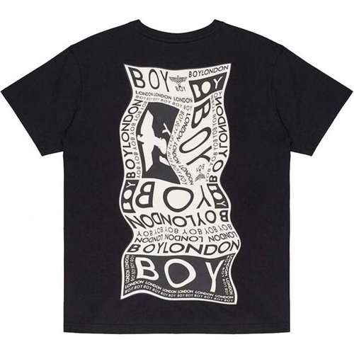 Bnptb19 Boy Newspaper Tee - BOY London - Modalova