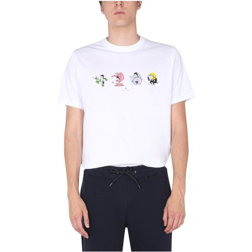 Monkies T-Shirt , , Taille: M - PS By Paul Smith - Modalova