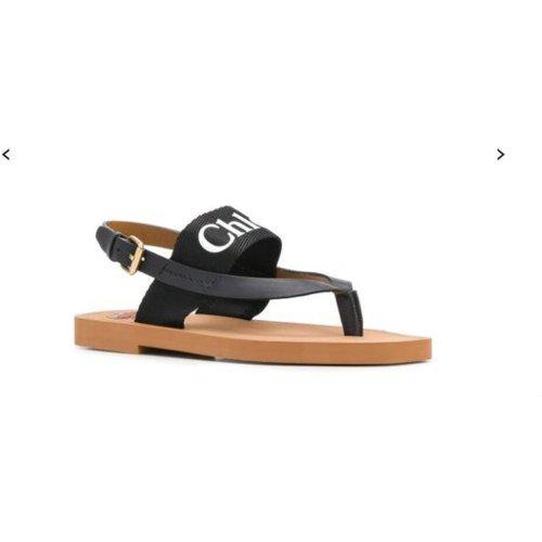 Sandales Woody , , Taille: 35 - Chloé - Modalova