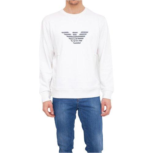 Sweatshirt with logo , , Taille: M - Emporio Armani - Modalova