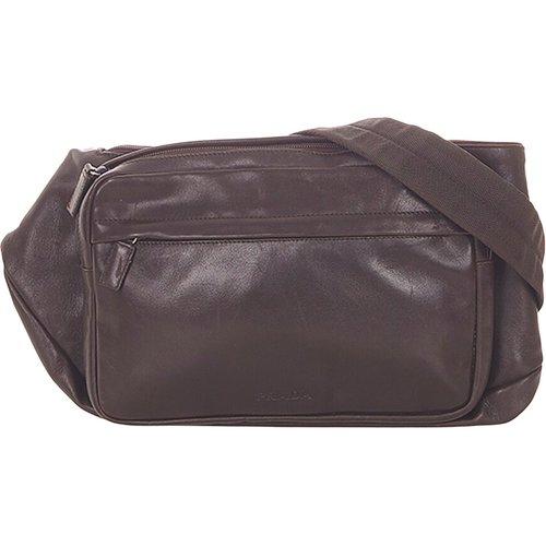 Sac ceinture en cuir , , Taille: Onesize - Prada Vintage - Modalova