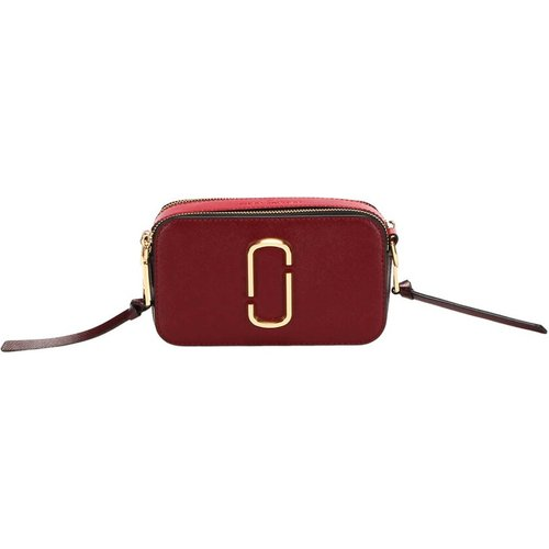 Leather Stam Satchel , , Taille: Onesize - Marc Jacobs Pre-owned - Modalova