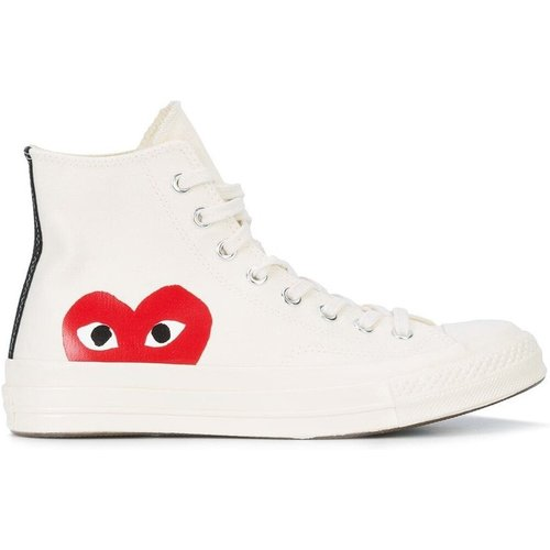 Play high-top sneakers - Comme des Garçons Play - Modalova