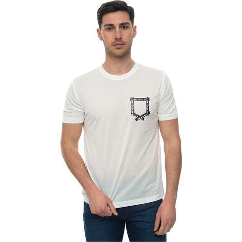 Round-necked T-shirt , , Taille: 2XL - Kiton - Modalova
