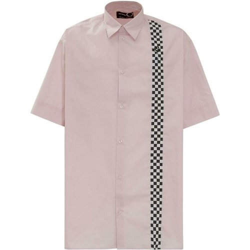 Shirt with Insert , , Taille: S - Fred Perry - Modalova