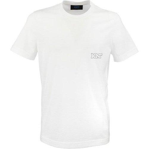 Cotton T-Shirt , , Taille: M - Kiton - Modalova