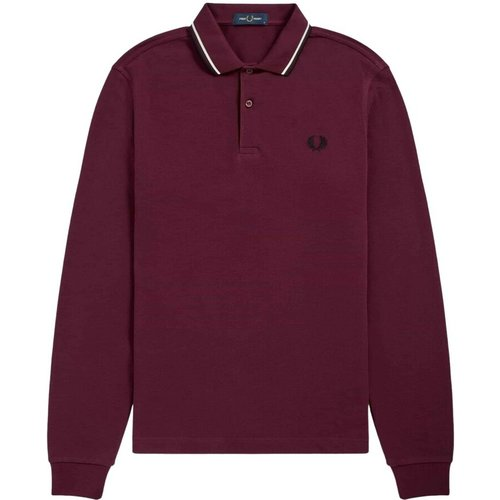 Twin Tipped Polo Shirt , , Taille: 2XL - Fred Perry - Modalova
