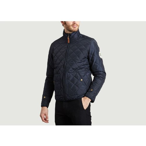 Reversible Quilted Jacket - Knowledge Cotton Apparel - Modalova