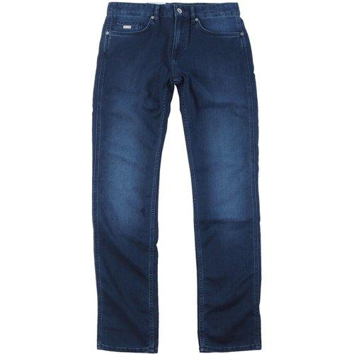 Slim Fit Jeans in Strech Cotton - Hugo Boss - Modalova
