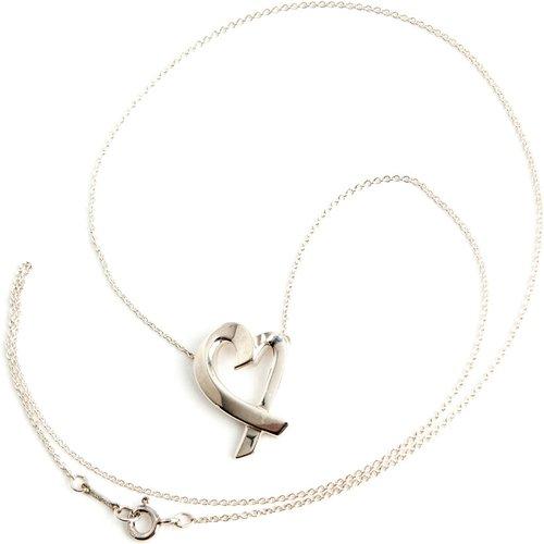 Pendentif Collier Loving Oval Heart , , Taille: Onesize - Tiffany & Co. Pre-owned - Modalova