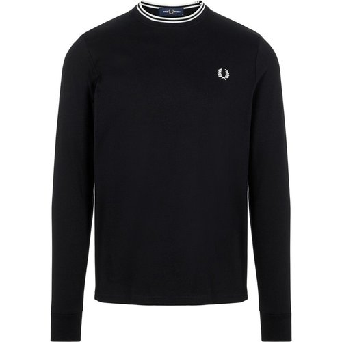 Tipped T-shirt , , Taille: XL - Fred Perry - Modalova