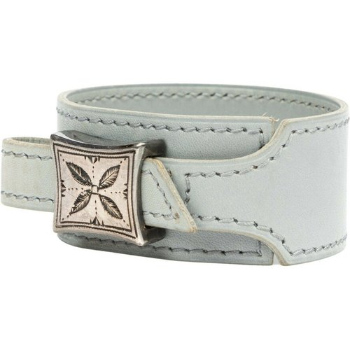 Artemis Leather Bracelet - Hermès Vintage - Modalova