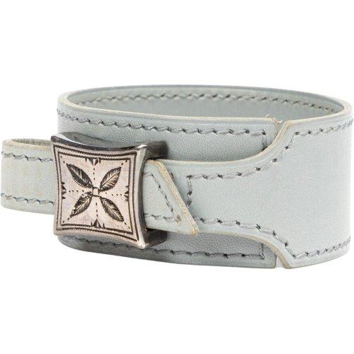 Artemis Leather Bracelet , , Taille: Onesize - Hermès Vintage - Modalova