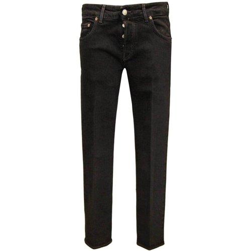 A218177 / 344L685-2021-Nero-30 Five pocket jeans - Entre amis - Modalova
