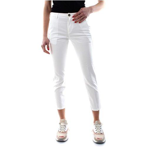 Melita 5215 50906 Pants Women Bianco - 40Weft - Modalova