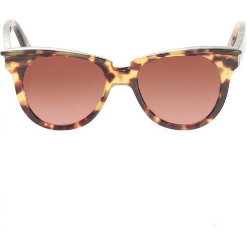 Leopard print sunglasses - Philipp Plein - Modalova