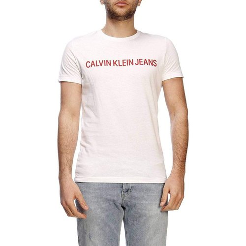 Short Sleeve T-shirt , , Taille: XS - Calvin Klein - Modalova