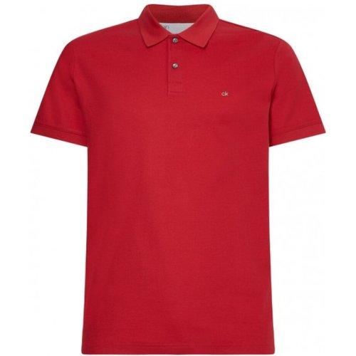 Maglietta polo slim fit , , Taille: 2XL - Calvin Klein - Modalova