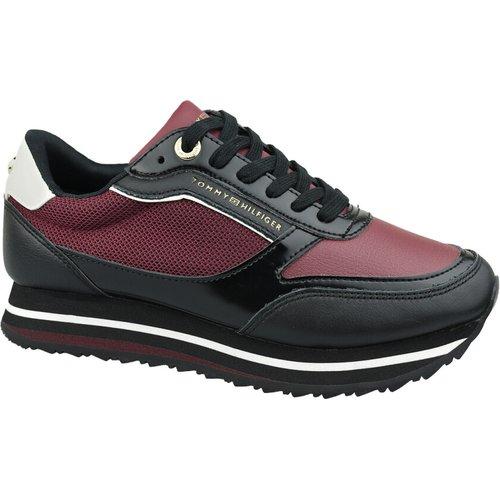 Sneaker de marque rétro - Tommy Hilfiger - Modalova