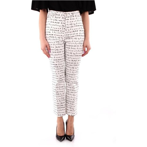 Pantalon Ometto Regular - Max Mara Weekend - Modalova