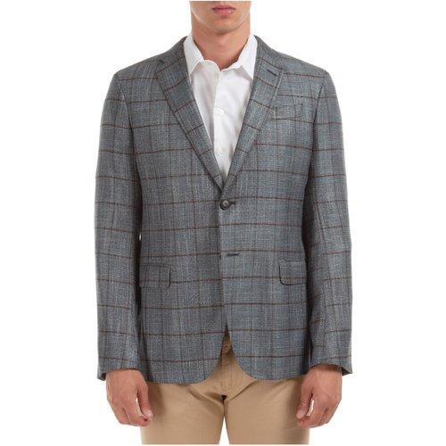 Veste blazer , , Taille: 50 IT - Emporio Armani - Modalova