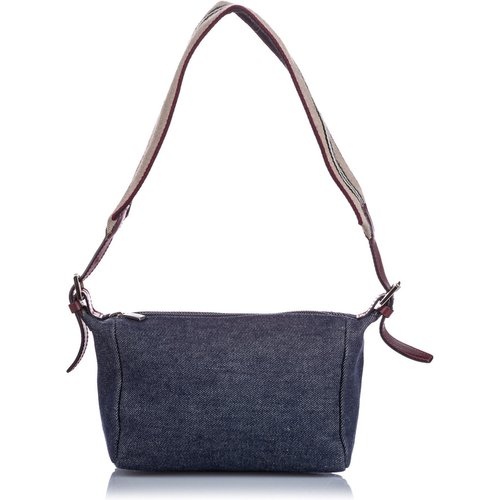 Denim Shoulder Bag Burberry Vintage - Burberry Vintage - Modalova