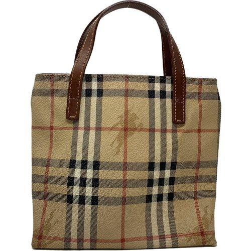 Mini tote bag Burberry Vintage - Burberry Vintage - Modalova