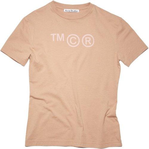 T-Shirt , , Taille: M - Acne Studios - Modalova
