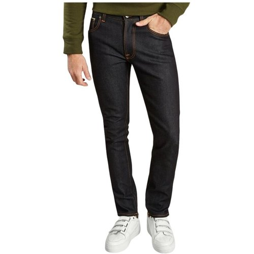 Organic Lean Dean Japan Selvedge Jeans - Nudie Jeans - Modalova