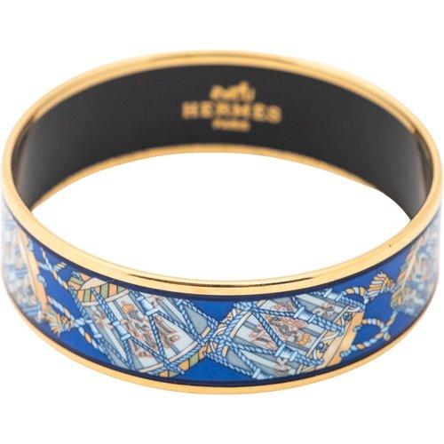 Bracelet en émail Hermès Vintage - Hermès Vintage - Modalova