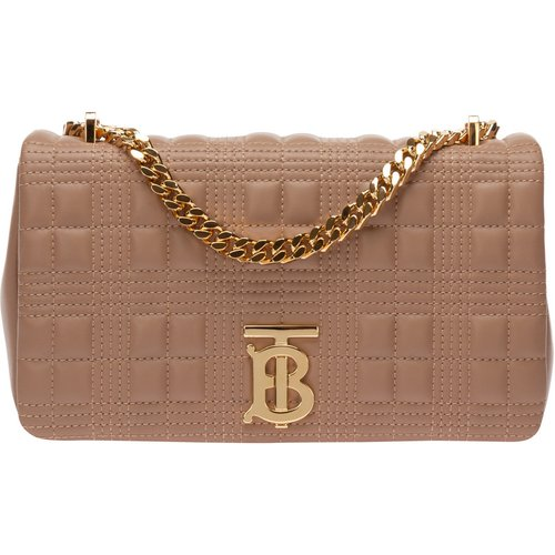 Lather cross-body shoulder bag Lola - Burberry - Modalova