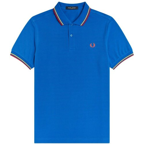 Twin tipped polo , , Taille: M - Fred Perry - Modalova