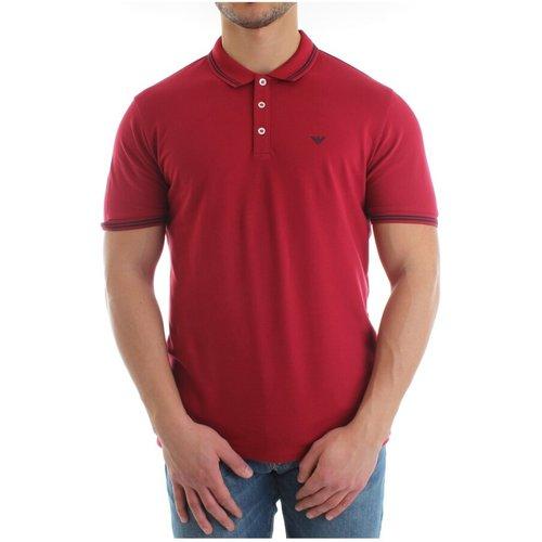 Manches courtes T-shirt col polo , , Taille: 2XL - Emporio Armani - Modalova