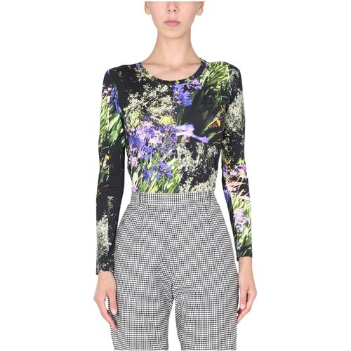 Agapanthus Print T-Shirt , , Taille: L - PS By Paul Smith - Modalova