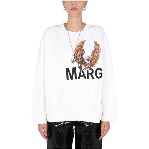 Sweatshirt , , Taille: S - MM6 Maison Margiela - Modalova