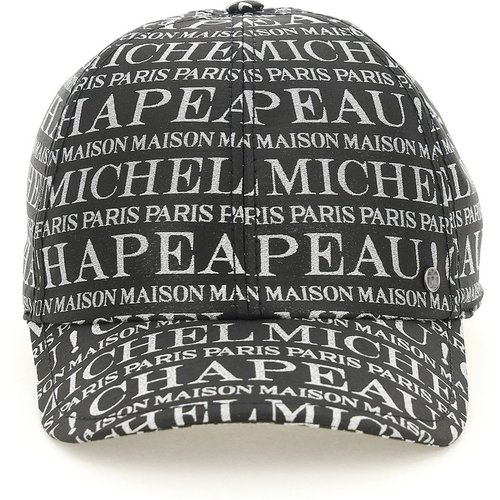 Tiger monogram baseball hat , , Taille: L - Maison Michel - Modalova