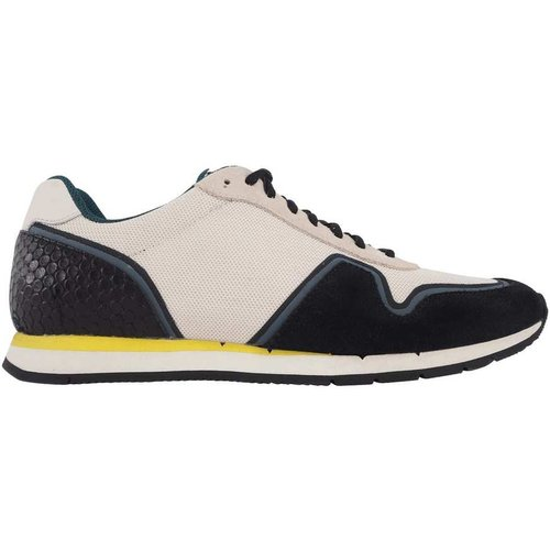 Men's White Mesh 'Mo' Tennis Shoe - PS By Paul Smith - Modalova