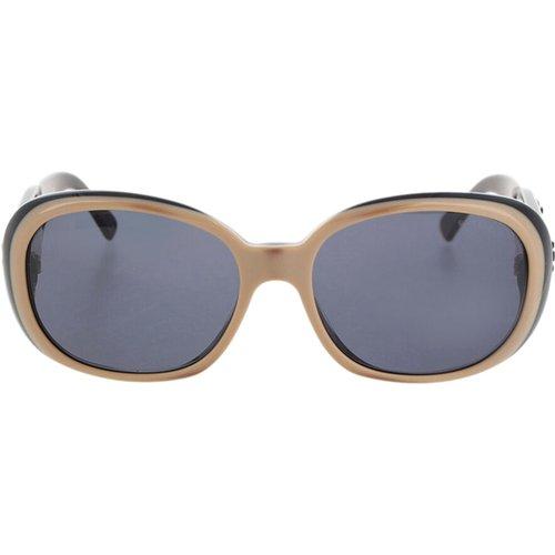 Camellia Motif Coco Mark Sunglasses - Chanel Vintage - Modalova