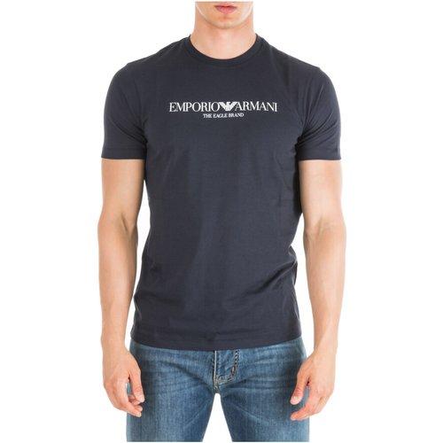 Pull à col rond et t-shirt à manches courtes , , Taille: S - Emporio Armani - Modalova