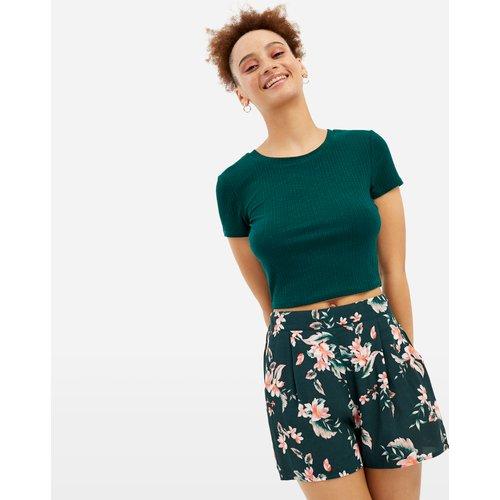 Short Taille Haute Plissé - TW - Modalova